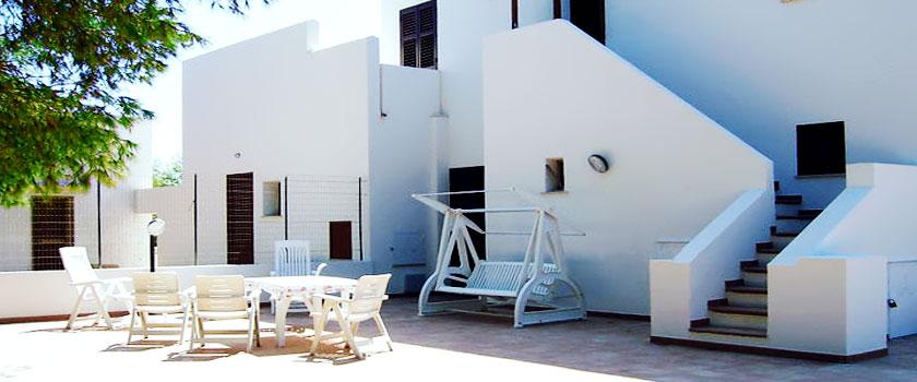 Favignana - appartamenti